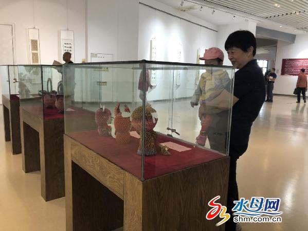 福彩,烟台,篆刻,70周年,开幕